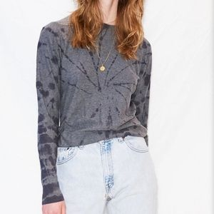 ASSEMBLY NEW YORK TIE DYE SWEATER PULLOVER